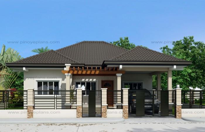 1070+ Foto Desain Rumah Sederhana Dengan Garasi HD Paling Keren Yang Bisa Anda Tiru